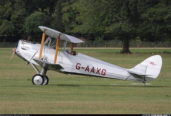 DH60M Moth