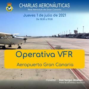 Charla Operativa VFR GCLP
