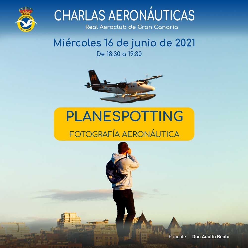 Charla Planespotting
